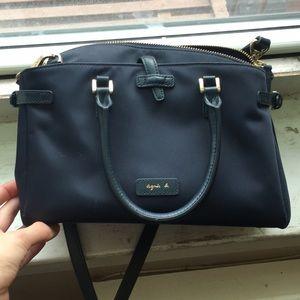 Agnes B voyage satchel